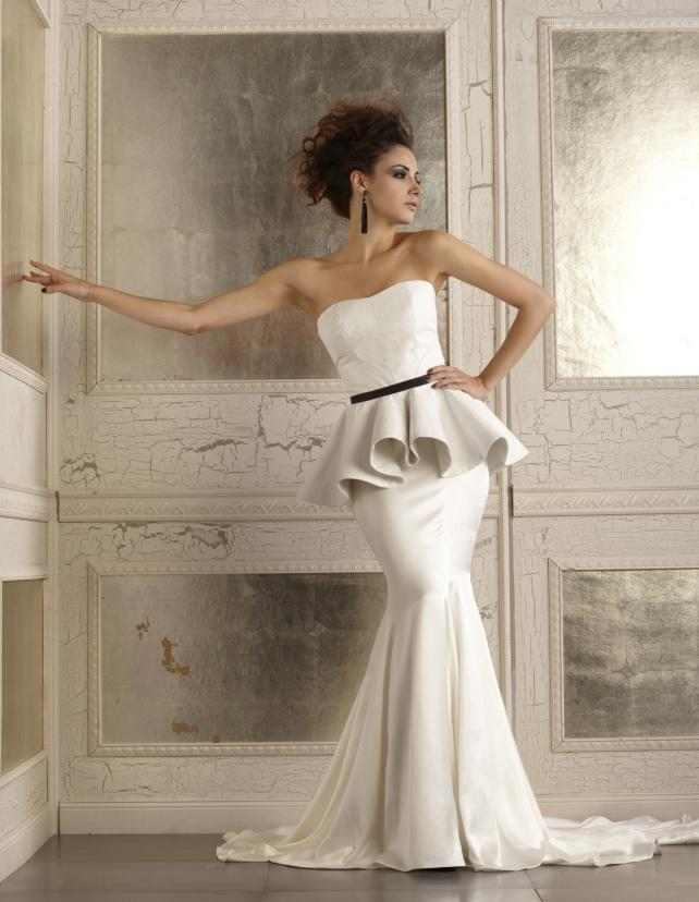 Wedding Dress Trends Making a Splash - Paperblog