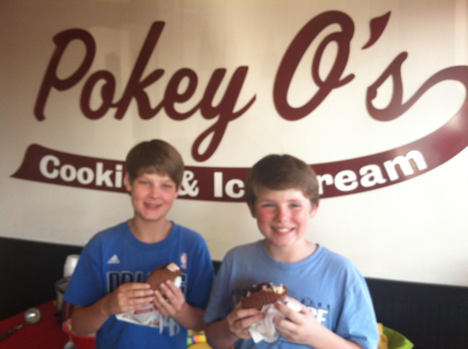Pokey O's debuts Ice Cream Tacos for Summer