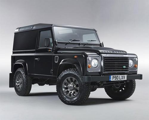 Land Rover Defender LXV Special Edition To celebrate its 65th...
