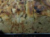 Rosemary & Garlic Pull Apart Bread