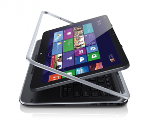 """Dell XPS 12"""" Convertible Touch Ultrabook"""