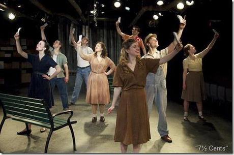 Review: The Pajama Game (The Music Theatre Company)