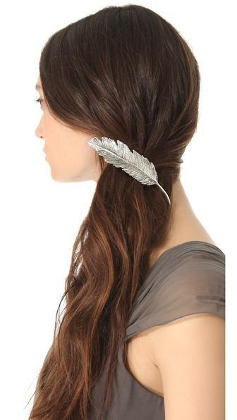 side hair barretteSummer Style: Keeping It Cool with Hair Accessories