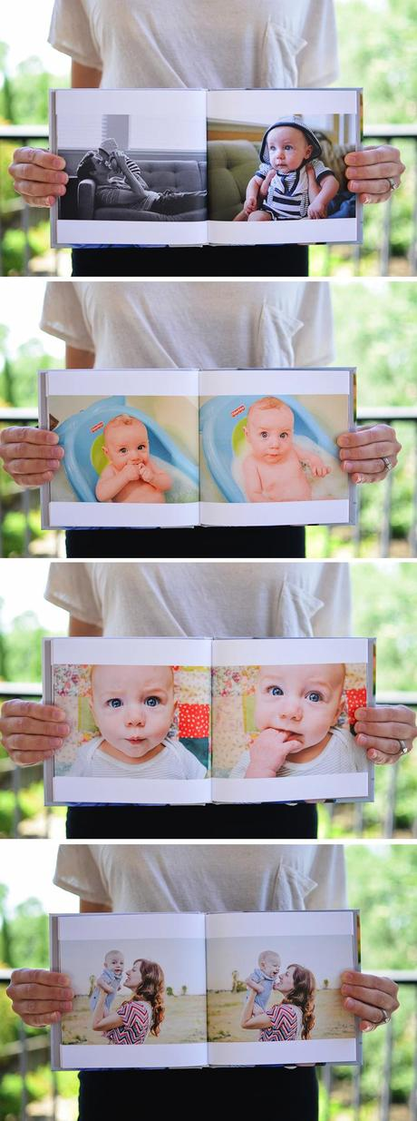 baby book by blurb | where my heart resides 2