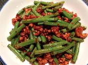 Spicy Green Beans With Minced Pork 干煸四季豆