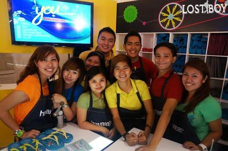 Make Your Own Havaianas 2013: The Experience