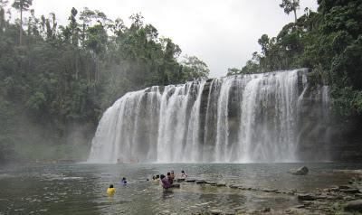 Day 1: Tinuy-an Falls and Enchanted River