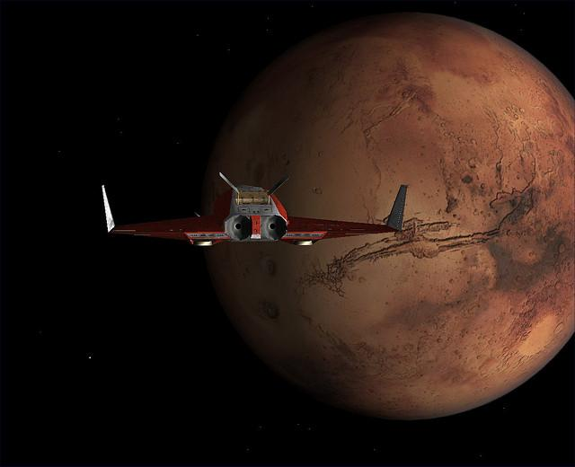 Would You Take a One Way Trip to Mars? - Paperblog