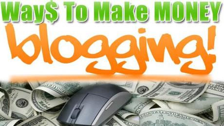 Selected Ways of Earning Money Online through Blogging