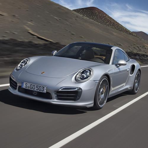 2014 Porsche 911 Turbo x Video On the 40th anniversary of the...