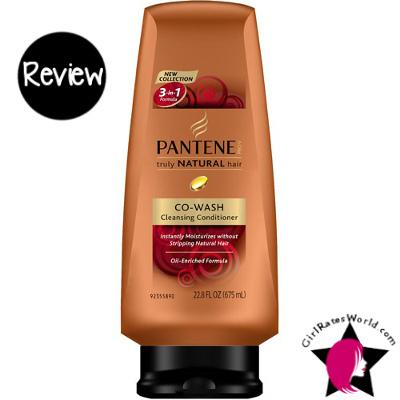 Pantene Co Wash Conditioner Review Paperblog