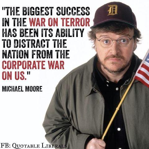 idiot nation essay michael moore United nations and world 4935 words 20 pages show more  however, in his essay idiot nation, michael moore argues that the exact opposite is occuring.