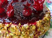 Roselle Cheesecake