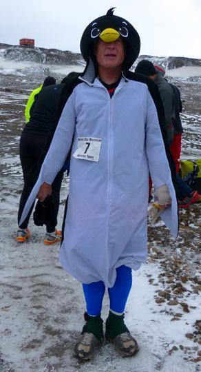 The Last Marathon (Antarctica), Act 2