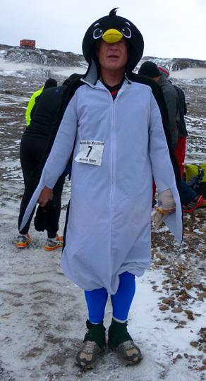 The Last Marathon (Antarctica), Act 2