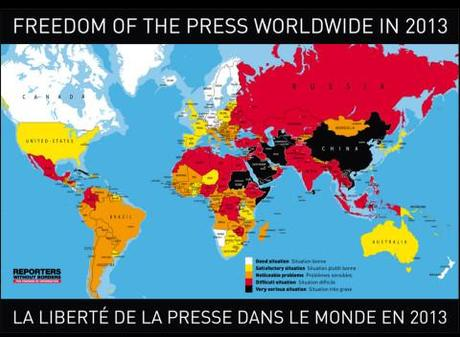 From Reporters Without Borders via The Guardian.