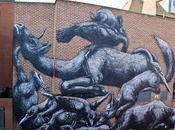 Mural East London