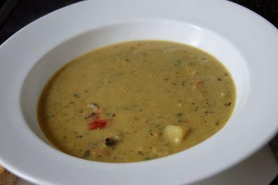 Glorious West African Chicken and Peanut Soup - Paperblog