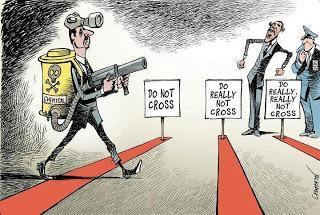 Syria, Chemical Weapons, Red Lines, Nuance And Obama's 'Unscripted' Moment