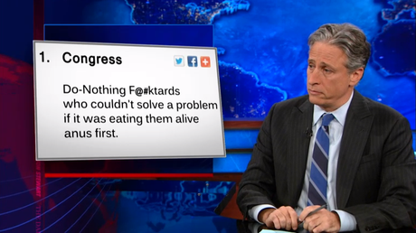 Jon Stewart on Congress.