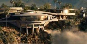 Tony Stark's Malibu Mansion.  RIP 2008-2013.  Cue the proper Sarah Maclachlan song to help bring forth the tears.