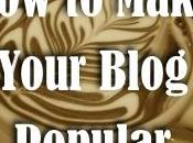 REALLY Create Popular Blog From Scratch