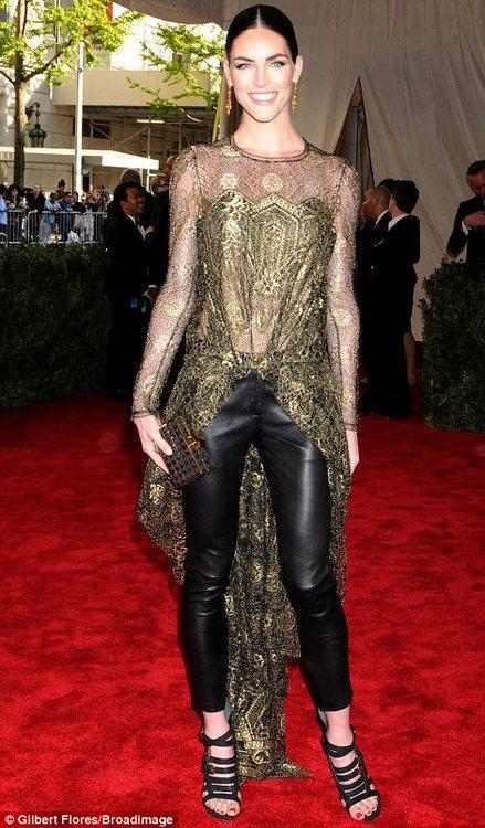 Hillary Fisher Fan Club Met Gala: More Fashion...