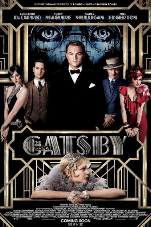 the great gatsby and the power