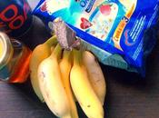 Chocolate & Banana Pancakes