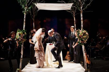 jewish wedding traditions, jewish wedding traditions explained