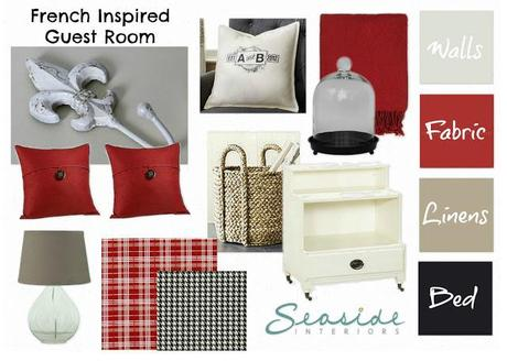 A French Inspired Design Board