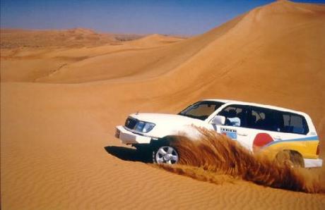 rally-desert