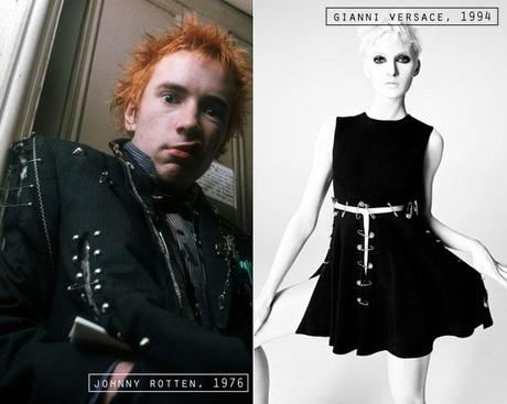 Punk: From Chaos to Couture
