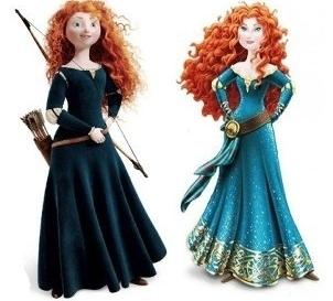 Keep Merida Brave Petition to Disney-Please Sign today!