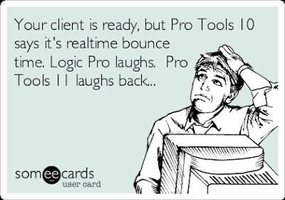 Logic VS Pro Tools: Who Do You Give Your Money To?