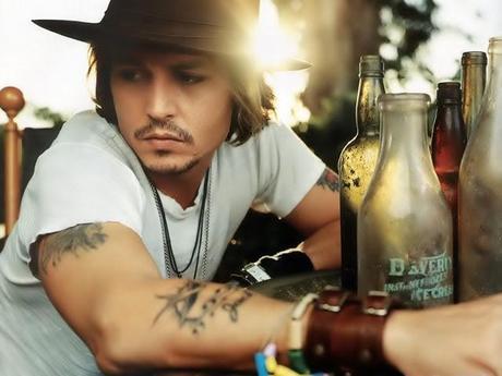 Eye Candy Friday: Johnny Depp