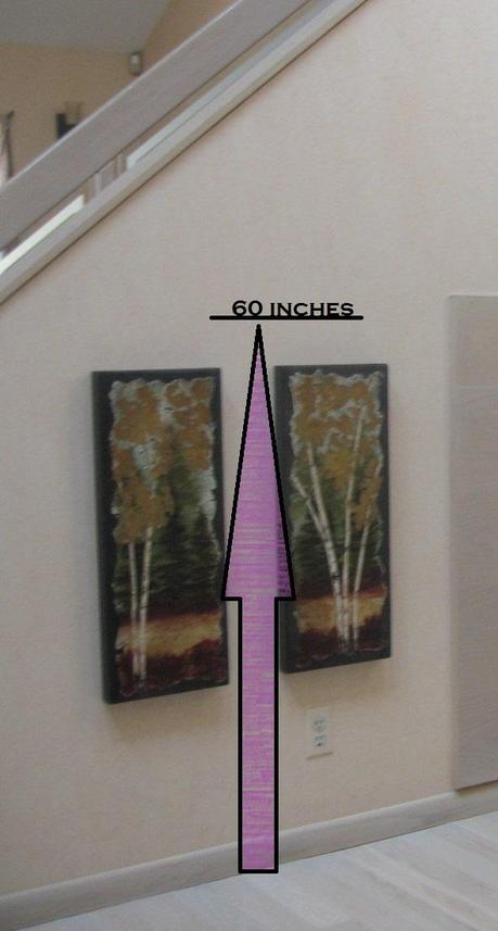 The 7 most common mistakes of hanging artwork that make you look like a doofus