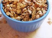 Crunchy Peanut Butter Granola!