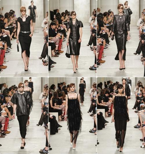 Chanel Cruise 2014 Collection Chanel unveiled its Cruise...