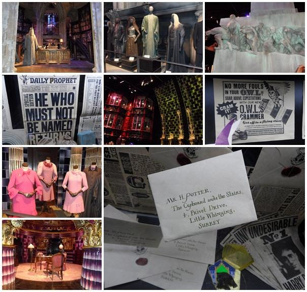 The Harry Potter Studio Tour