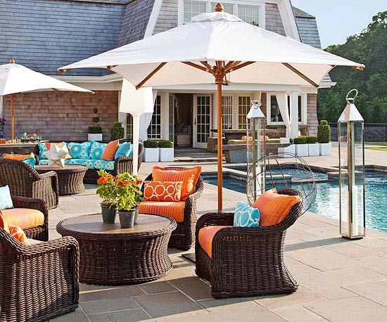 Design ideas for outdoor entertaining spaces paperblog for Backyard entertainment ideas