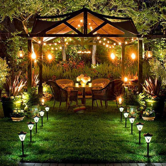 Design Ideas For Outdoor Entertaining Spaces - Paperblog