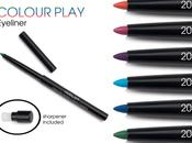 Inglot Introduces Colour Play Eyeliner Satin Rainbow Eyeshadows Official Product Information Photos