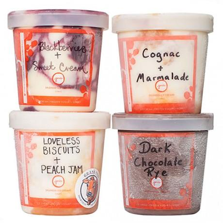 alcoholic ice cream flavors inspired by free spirited