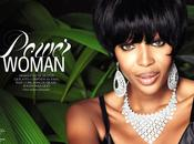 Naomi Campbell Jacques Dequeker Vogue Brasil 2013
