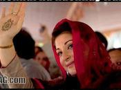 Beautiful Picture Maryam Nawaz Sharif Celebrating Victory Elections 2013