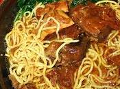 Chinese Noodles with Asian