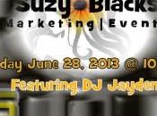 Suzy Blacks Launch Party- There!