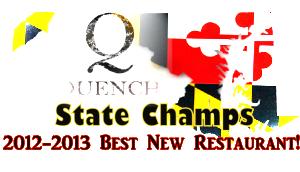 Best New Restaurant In Maryland Logo
