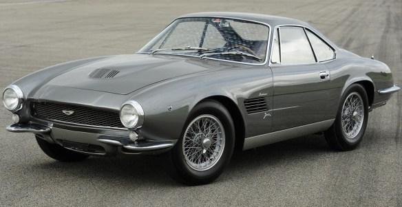 1960 Aston Martin DB4GT Jet Coupe by Bertone